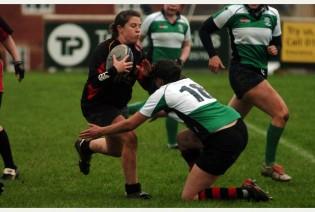 Burry Port RFC Ladies Team