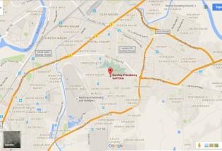 Indian Institute of Welding Map